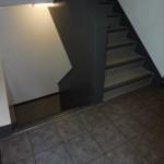 もちろん階段もリノベーション済です!