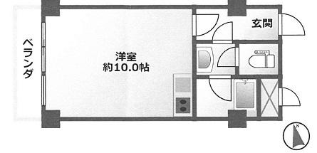 東中野パレスマンション☆オーナーチェンジ物件☆