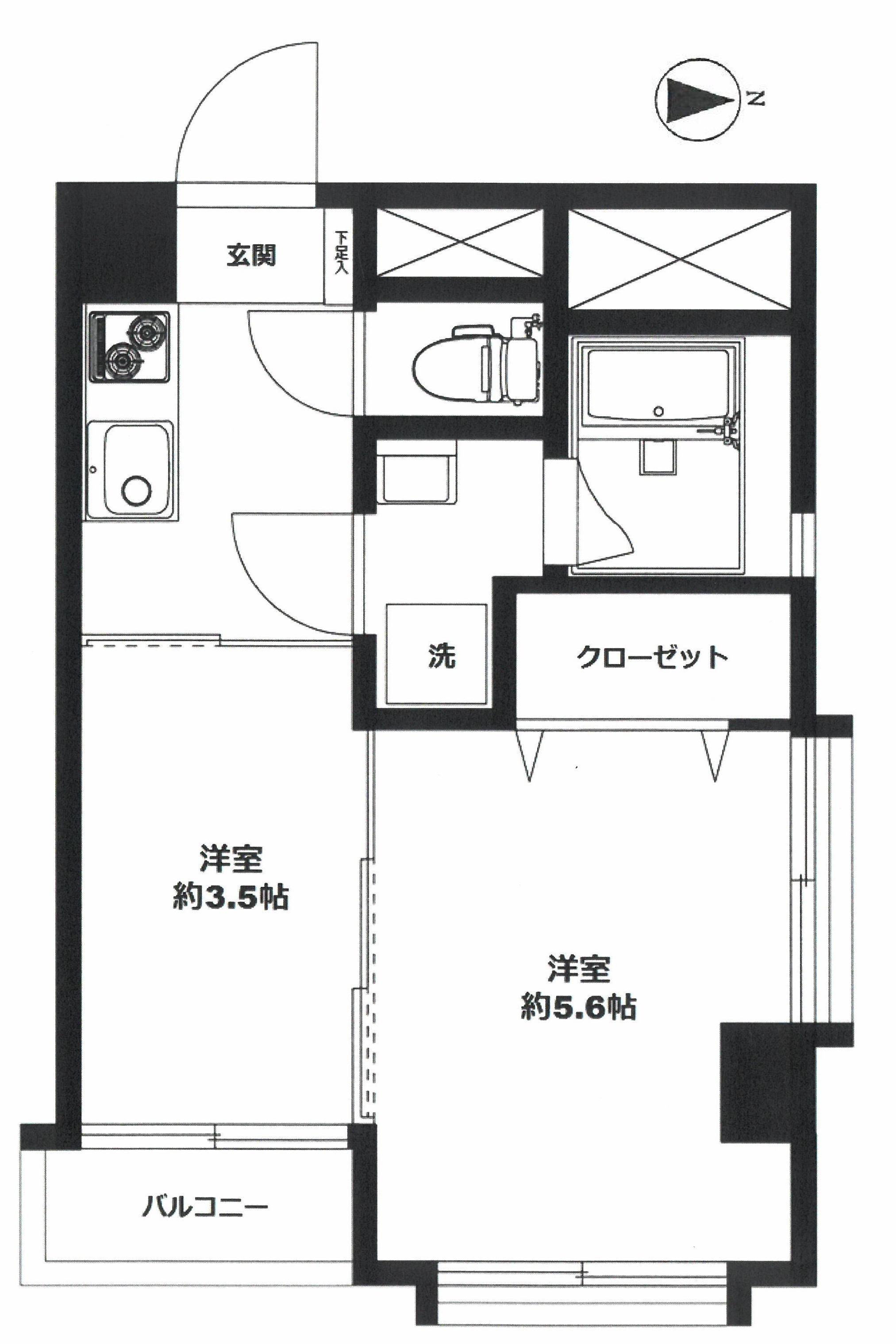 ハイライフ桜台☆新規内装リフォーム後引渡し☆