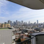 新宿のビル群を望む眺望は絶景です!!