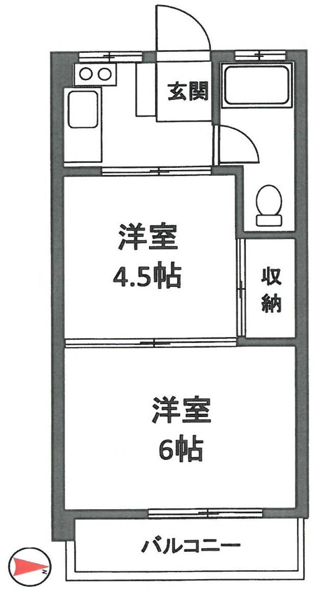 <マンション> シャンボール高円寺