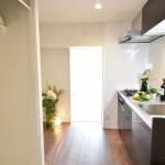キッチン1(寝室)