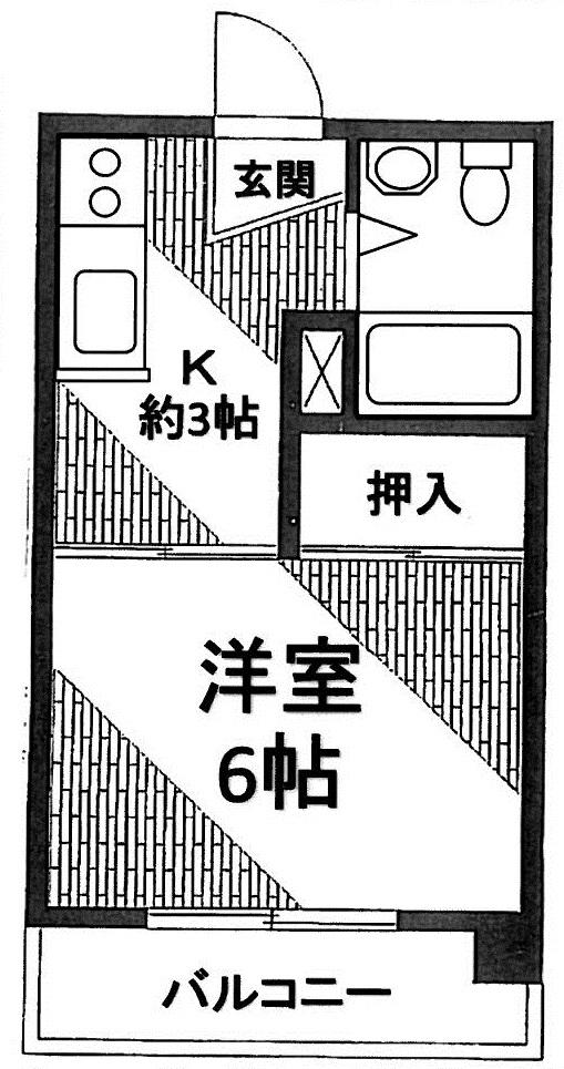 <マンション> 富士見コーポ