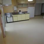 床は貼り替え予定になります!(キッチン)