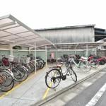 駐輪場・バイク置場(共用部分)