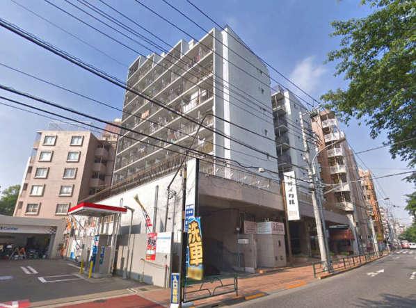 ソレイユ桜台☆「桜台」駅より徒歩4分☆3駅3路線利用可能☆