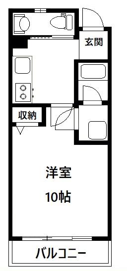 <マンション> ニュー中野マンション