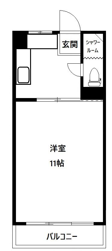 <事務所> ニュー中野マンション