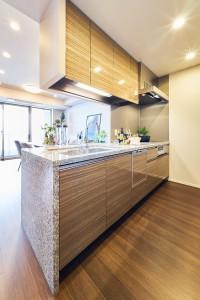 キッチン② ザ・パークハウス西新宿タワー60 No3003