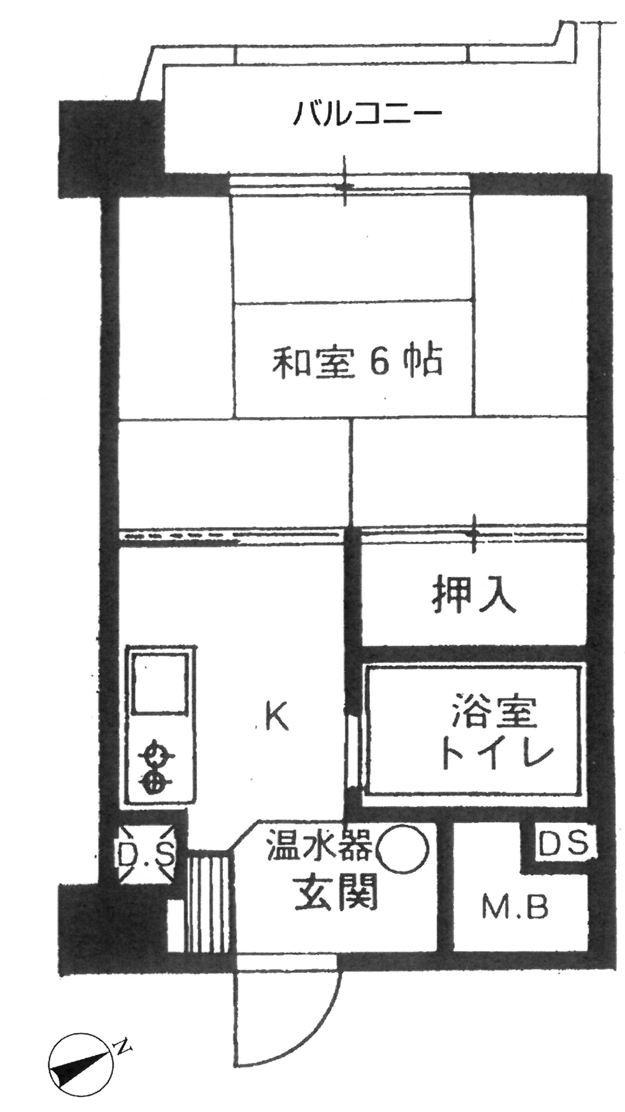 三田高島平第三コーポ☆オーナーチェンジ物件☆実質利回り7.96%☆管理体制良好☆