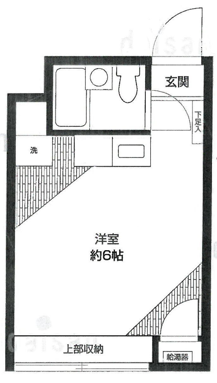 <マンション> パールハイツ笹塚