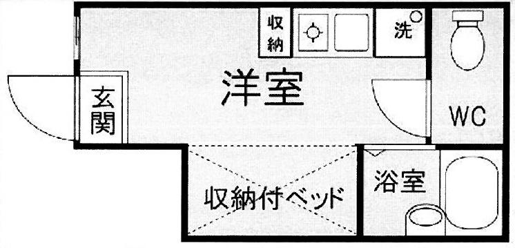 <アパート> アーバンプレイス阿佐ヶ谷Ⅱ