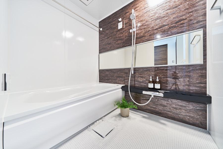 浴室 パークシティ杉並セントラルタワー(1803) No.3010