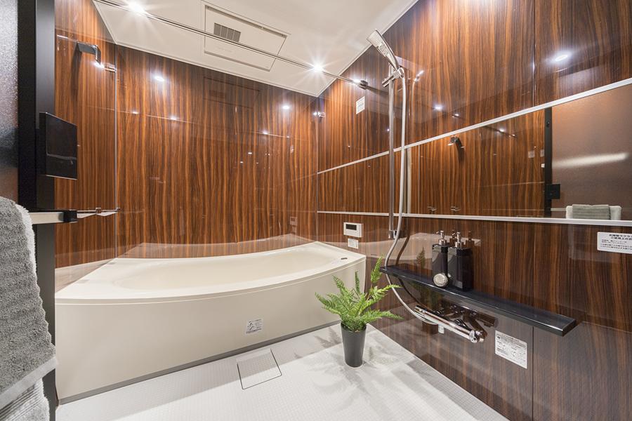 浴室 西早稲田シティタワー No3007