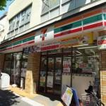 コンビニ セブンイレブン 中野中央3丁目店 0m(周辺)