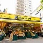 スーパー 肉のハナマサ中野店 353m(周辺)